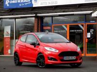 2015 65 FORD FIESTA 1.0 ZETEC S RED EDITION 3DR 139 BHP