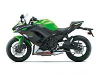 2021 Kawasaki Ninja 650 Orders now being taken