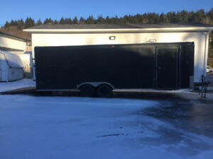 INTERSTATE ENCLOSED TRAILER