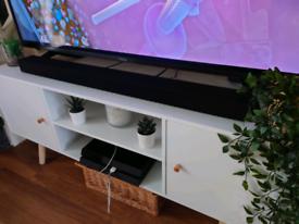Samsung sound bar & subwoofer