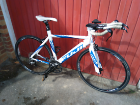 Canyon Inflite Al 9 0 Men's Bicycle, Medium Frame, Olive
