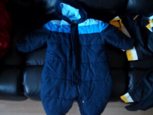 Faded Glory 24 Month One Piece Snowsuit
