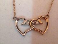 Woman's Heart Necklace