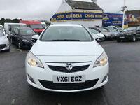 Vauxhall/Opel Astra 1.3CDTi 16v ( 95ps ) ecoFLEX 2011MY ES