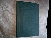 """Ist Edition, """"Religions of Ancient China"""" by H. A. Giles, 1905"""