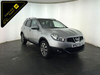 2013 NISSAN QASHQAI TEKNA IS +2 DCI NISSAN SERVICE HISTORY FINANCE PX