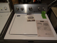 New Maytag Washer only days old