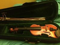 Never used 1/4 violin