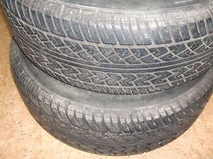 Pneus  215 60 R15