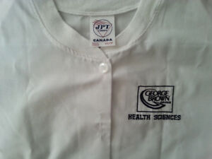 GEORGE BROWN LAB COAT (ADULT XS)