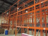 Wanted: USED Pallet Racking - We want it ALL!