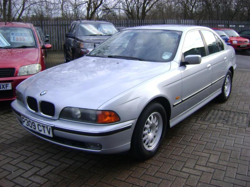 BMW 520 20i I SE MOT JANUARY 2019