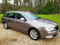 2011 Skoda Superb 1.6TDI Greenline Leather & Alcantara Trim £30 Road Tax
