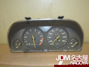 JDM 97-01 Honda Prelude Rare Gauge Cluster Speedometer M/T H22A