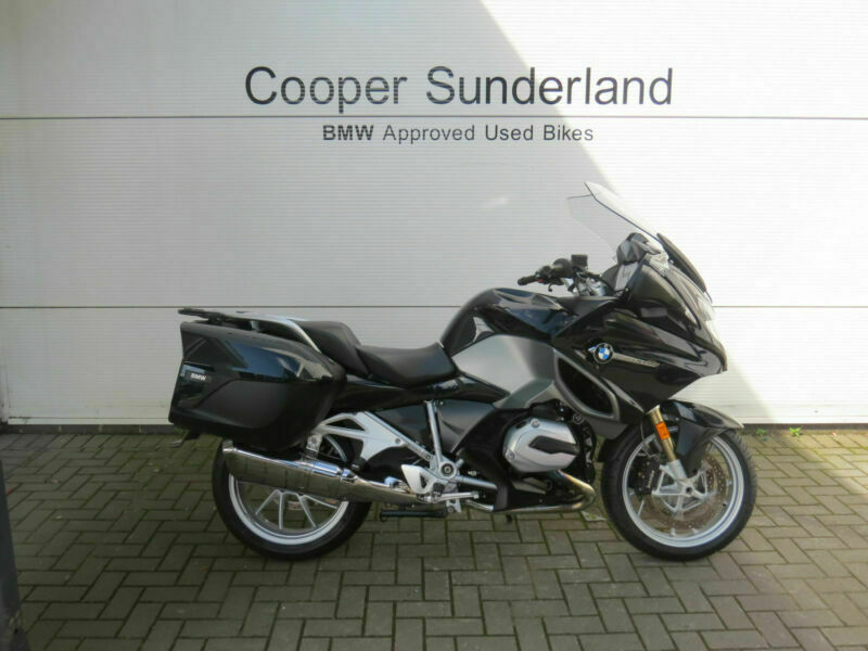 Bmw R 1200 Rt Le 2017 24 Mth Bmw Warranty In East Boldon Tyne And Wear Gumtree
