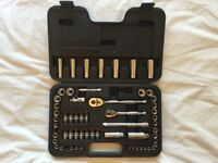 Two drive socket wrench set!!!