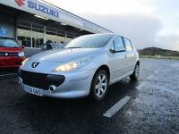 Peugeot 307 1.6HDi S**Tough Little Hatchback**65MPG**PSH**£115 TAX**
