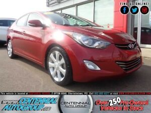 Hyundai Elantra Limited | Leather | Bluetooth | Backup Camera 20