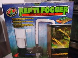 New repti fogger