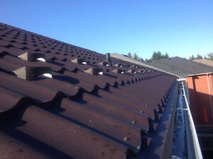 Metal Roofing Panels and Accessories