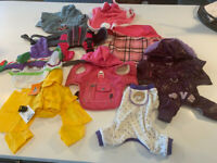 XS puppy clothes