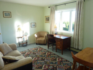 Clean and Quiet, Quality One Bedroom Suite