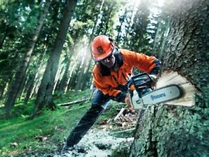 Entry level to Pro-series Husqvarna Chainsaws - All 2018 Models!