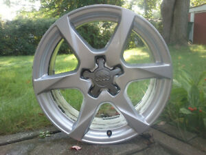 "4x Audi / Volkswagen / VW ""6-Spoke-Design"" Mag Wheels (5x112mm)"