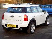 2014 64 MINI COUNTRYMAN 1.6 COOPER D BUSINESS 5DR * SAT NAV * DIESEL