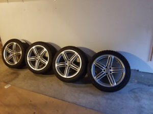 275/40/20 Audi Winter Tires A8