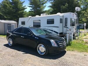 Cadillac cts4 2008 luxury package