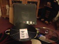 wok cast iron