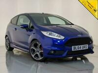 2015 64 FORD FIESTA ST-2 TURBO HEATED RECARO SEATS BLUETOOTH SERVICE HISTORY