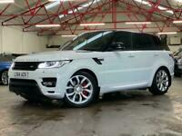 Land Rover Range Rover Sport 3.0 SD V6 Autobiography Dynamic 4X4 (s/s) 5dr SUV D