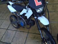 125 Stomp road legal pit bike