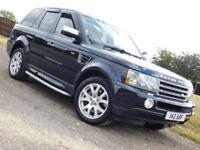 2007 Land Rover Range Rover Sport 2.7TD V6 HSE AUTO**FSH**