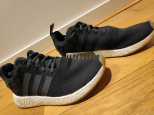 Adidas Black NMD R2 Sneakers