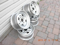Roues Grizzly 4x110,Parfaite condition.