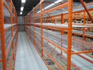 NEW and USED racking in stock now! Various sizes, Redi Rack