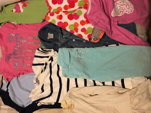 Girl Clothes -Size 7/8