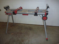 Milwaukee Miter Saw Stand