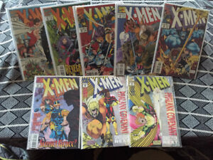 70's 80's 90's Comic Book Collection