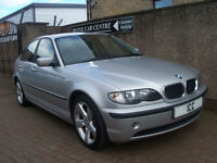2004 BMW 316i 1.8 16V SPORT SE 4DR LOW MILEAGE ALLOYS CRUISE CLIMATE 1 YR MOT