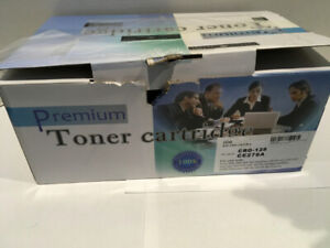 Premium Canon  Lazer Printer OEM  Cartridge  CRG 128  CE278A