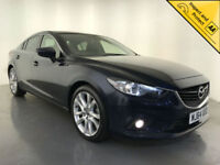 2014 64 MAZDA 6 SPORT NAV DIESEL 1 OWNER SERVICE HISTORY FINANCE PX WELCOME