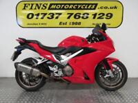 2016 Honda VFR800, Red, 1 Owner, VGC, FSH, MOT, Warranty
