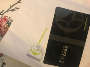 Be Gorgeous Gift Card