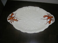 CHOICE OF CARLTONWARE LOBSTER DISHES