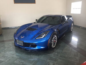 2016 Chevrolet Corvette Z06 3LZ Coupe (2 door)