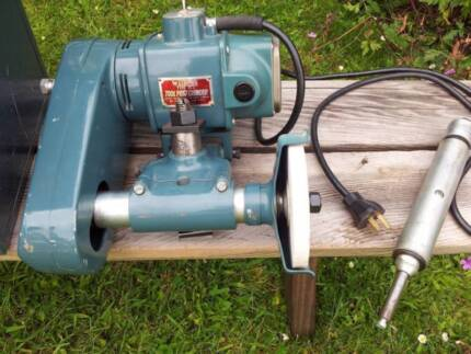 Waldown tool post grinder type C1 Metal Lathe - Ex Con